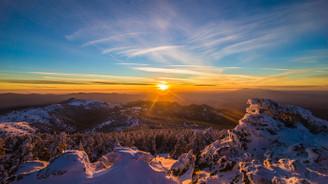 Doğa tutkunlarının yeni gözdesi Murat Dağı