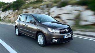 Dacia'dan 5 milyon adetlik satış