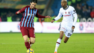 Beşiktaş, Trabzon'dan galibiyetle dönüyor
