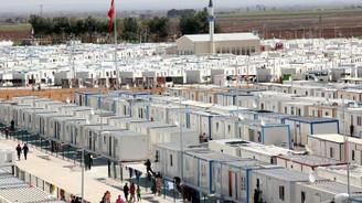 Fırat Kalkanı bölgesinde mülteci kampı kurulacak