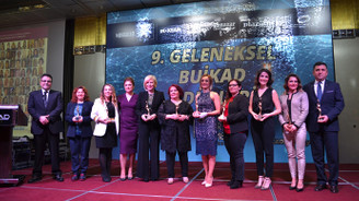 BUİKAD İş Yaşamında Başarılı Kadın Ödülleri sahiplerini buldu