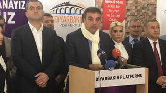 Borsa Başkanı Yeşil, Mavi Liste ile Diyarbakır'da aday