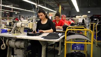 Kadınların işgücüne katılım oranı yüzde 34