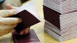 Geçen yıl 2 milyon 250 bin pasaport basıldı