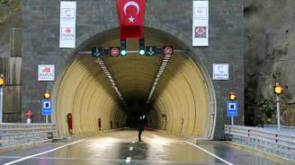 Bu yıl 3 tünelin daha açılışını gerçekleştireceğiz