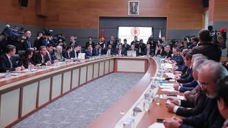 Seçim ittifakı teklifinin 23 maddesi komisyondan geçti