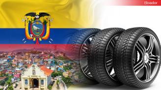 Ekvador pazarı için oto lastikleri ithal edecek