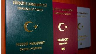 Diplomatik ve hizmet pasaportlu 1058 kişiden Almanya'ya iltica talebi