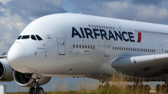 Air France bir haftada 170 milyon euro zarar etti