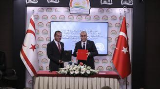 Türkiye ile KKTC arasında tarım alanında işbirliği