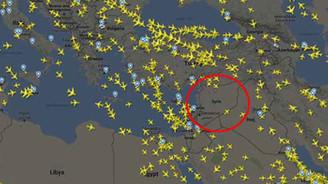 Avrupa'da havayollarına 'Suriye'ye füze saldırısı' uyarısı