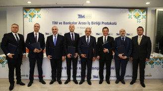 TİM, ihracatçının finansmana rahat ulaşması için 7 banka ile protokol imzaladı