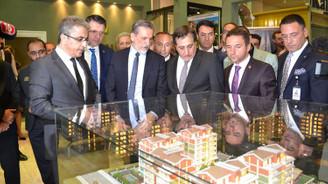 'İnşaat ve gayrimenkul'ün kalbi Bursa'da atıyor