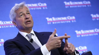 JPMorgan CEO'su: Ekonominin resesyona gireceği kesin