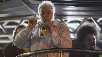 Brezilya muhalefetinden Hepimiz Lula'yız protestosu