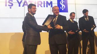 TSPB'den İş Yatırıma 4 ödül