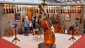 Müzik aletleri sektörü Frankfurt'ta buluştu