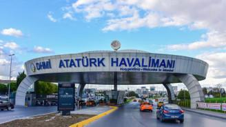 İstanbul Atatürk Havalimanı, Avrupa'da ilk sırada