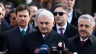 Başbakandan Suriye için uzlaşı çağrısı