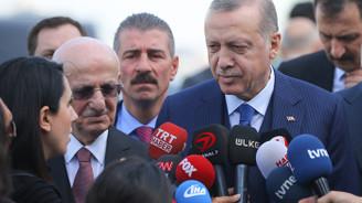 Erdoğan, ABD-Rusya krizinde son durumu açıkladı