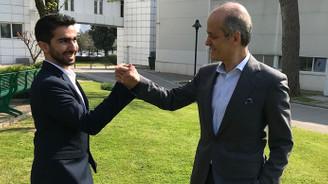 Bir günlüğüne Siemens Türkiye CEO'su oldu