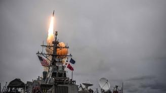 Fransa, füzelerin ilk fırlatma anını yayınladı