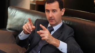 Esad: Kimin silahının geri kalmış olduğunu görüyoruz