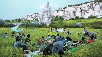 Kapadokya, haziran ayında kültür ve sanatla renklenecek