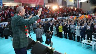 Erdoğan: Kanal İstanbul ihalesi yakında yapılacak