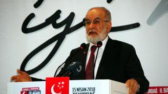 Karamollaoğlu: Türkiye'nin bütün suları özelleştirme adı altında satılıyor
