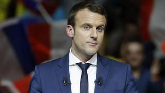 Macron: Bu saldırıyla Türkleri Ruslardan ayırdık