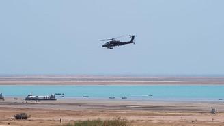 Suudi Arabistan'da düzenlenen '1. Ortak Körfez Kalkanı' tatbikatı sona erdi