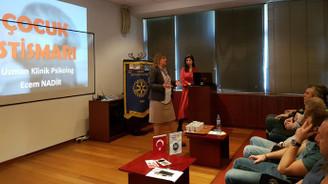 Gebze Rotary Kulübü 'çocuk istismarına engel ol projesi' başlattı