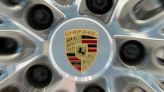 Porsche'de manipülasyon araması