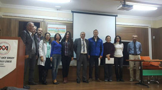 Öğrencilerin e-atık bilinci Erasmus Projesi ile artırılacak