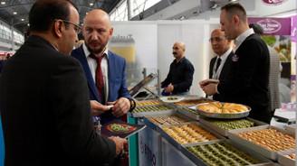 34 ülkeden 167 gıda sektörü temsilcisi fuarda