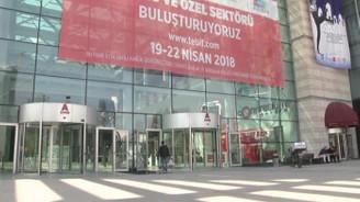 Türkiye İnşaat Teknolojileri Endüstriyel Yapı Fuarı bugün
