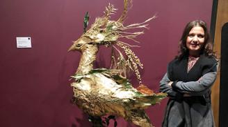 "Yeditepe Bienali'nde ""Kuş Misali"" Kaf Dağı'na Yolculuk"