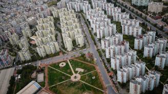 Antalya'nın yeni konuta ihtiyacı var