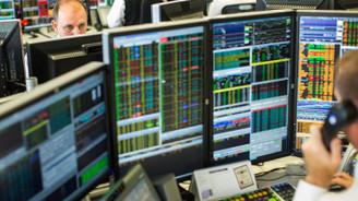 Yükselen faizler piyasaları negatife çevirdi