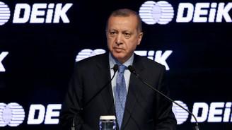 Erdoğan: İş adamlarından kabineye isim alabiliriz