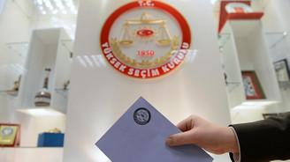 YSK seçime girecek partileri açıkladı
