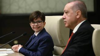 Erdoğan ve Yıldırım'ın koltukları çocuklarda