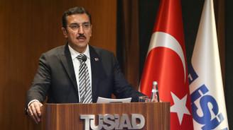 Bakan Tüfenkci'den iş dünyasına 'erken seçim' mesajı