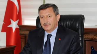 Burdur Valisi adaylık için istifa etti