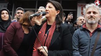 HDP Eş Genel Başkanı Buldan'dan Demirtaş mesajı