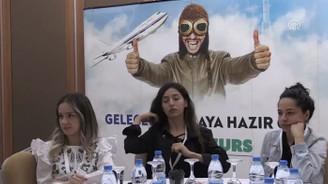 Girişimci adayları Antalya'da buluştu