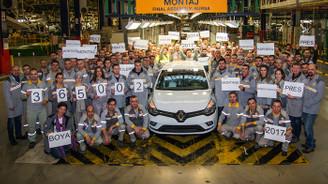 Renault'dan ilk çeyrekte 13,2 milyar euro ciro