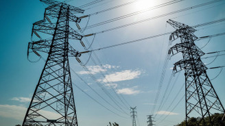 Elektrik üretimi şubatta yüzde 3,2 arttı