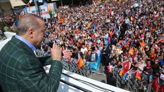 Erdoğan: Sadece Cumhurbaşkanlığını değil, parlamentoyu da almalıyız